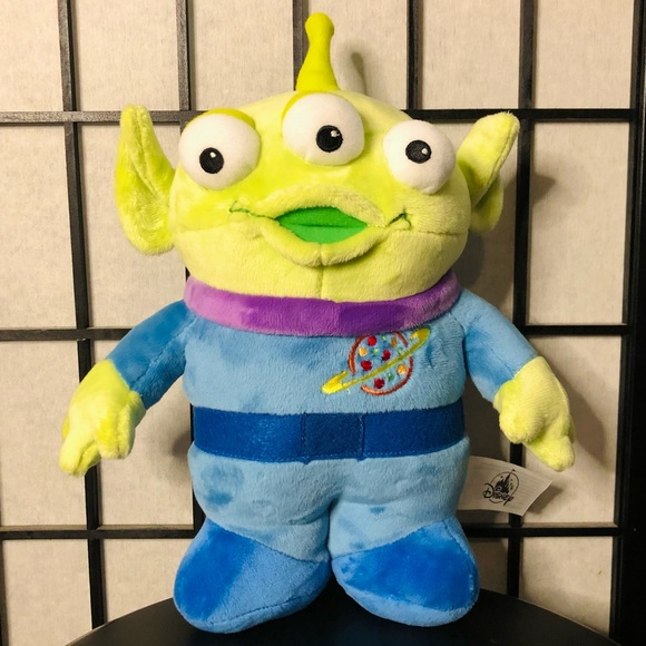 Disney Pixar Toy Story Space Alien Plush